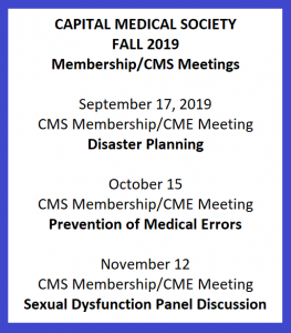Resources – Capital Medical Society